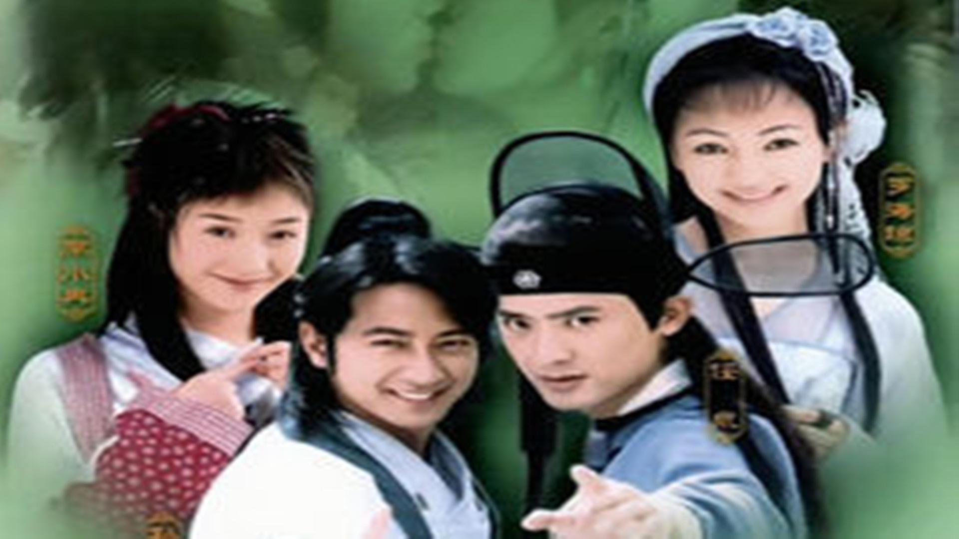 盘点李小冉的六部古装剧,前两部很经典,堪称童年回忆
