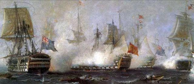 历史上的今天——1588年8月8日,格拉沃利讷海战英国打败西班牙无敌舰队_ ...