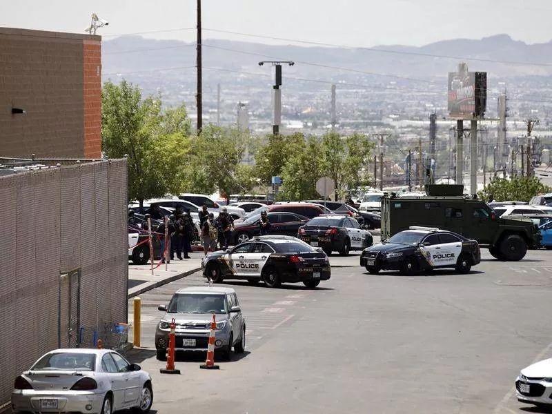 <b>美国又发生严重枪击案,至少19死,40伤!</b>
