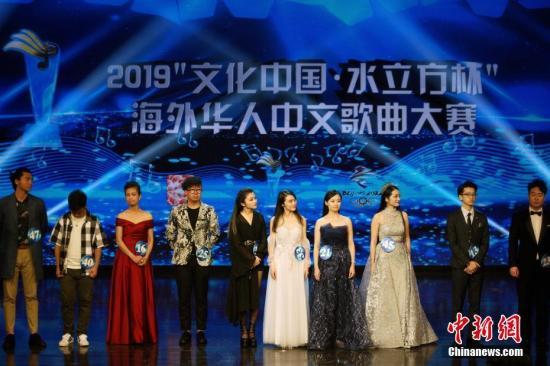 """2019""""水立方杯""""青少年组选手:学习中文重在坚持"""