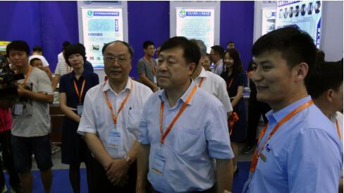 第二届中国国际海洋牧场新产品新技术博览会开幕