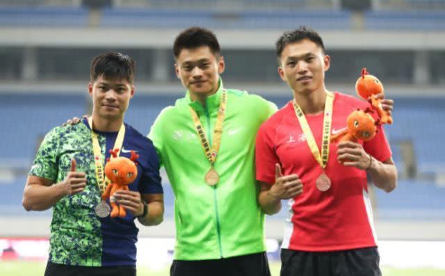 谢震业100米+200米连夺2冠,苏炳添欲王者归来,世锦赛再携手争霸