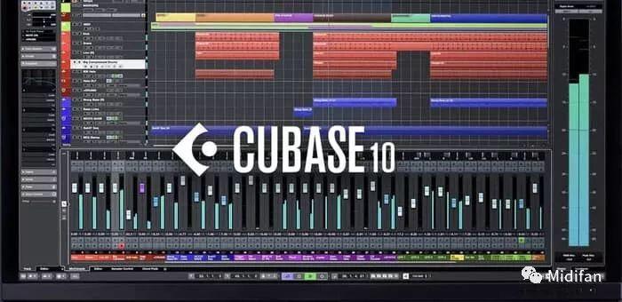 10 全 10 美——有史以来最强大的 Cubase Pro 10 上手试用(上)