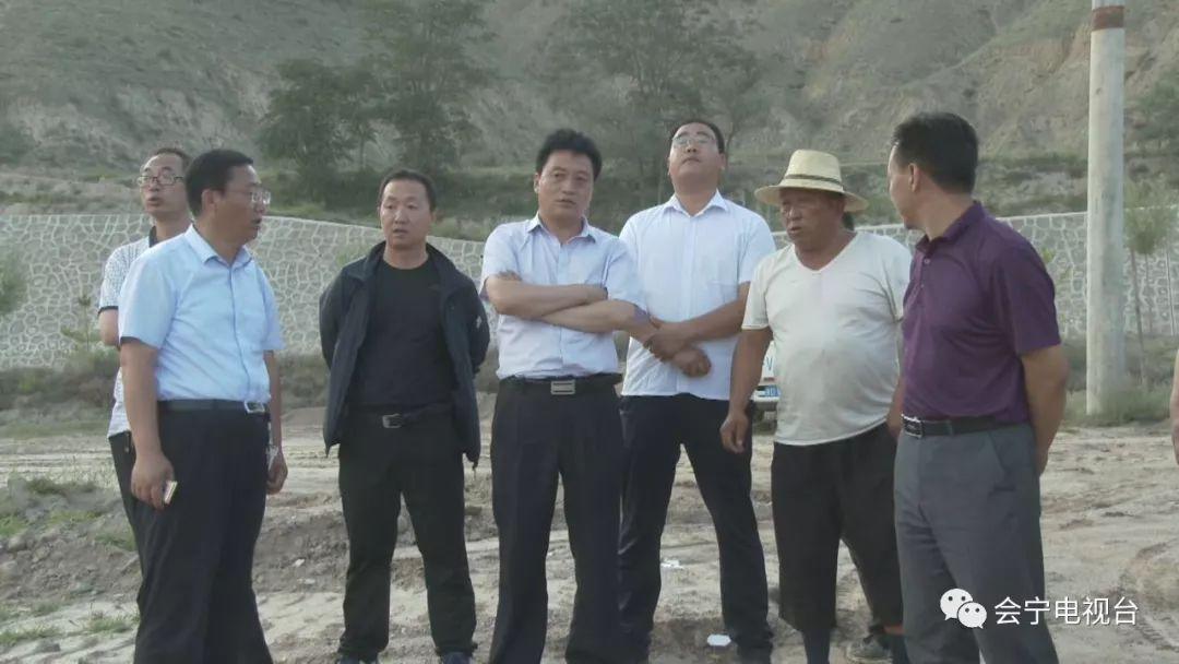 会宁28家非法采砂厂被关