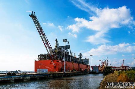 将建造1艘FLNG ~Golar LNG和Exmar竞争