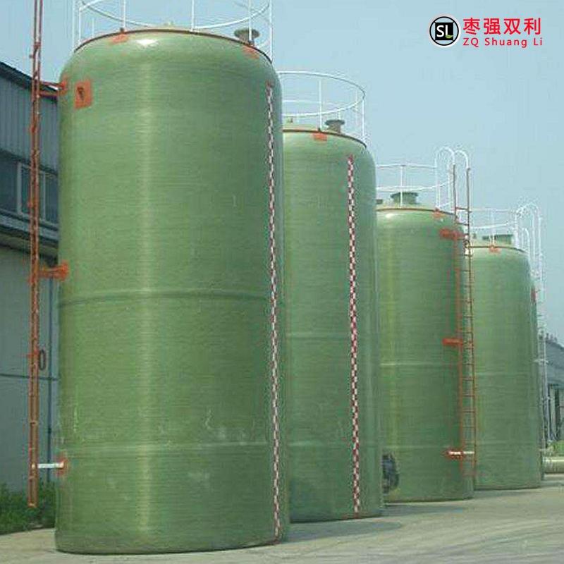 玻璃钢储罐的应用条件及规格特点-枣强双利