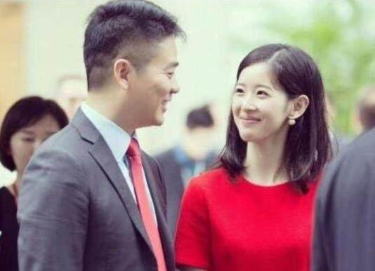 刘强东前妻照片曝光, 气质不输章泽天, 至今还在京东任副总裁