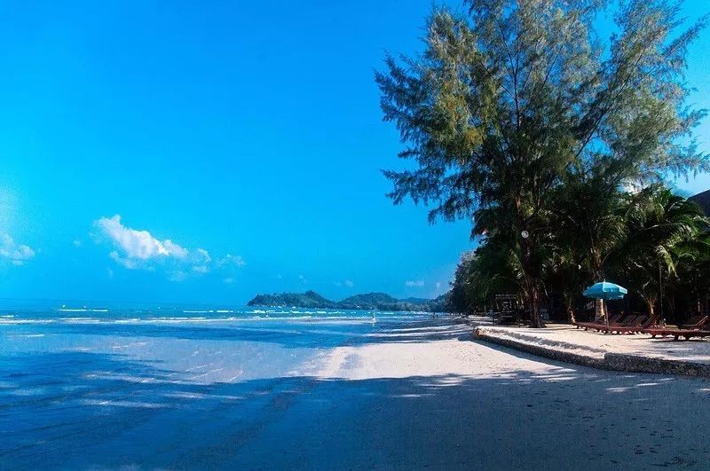看了《中餐厅》才知道泰国这个美爆了的海岛!第一次来象岛这么玩!