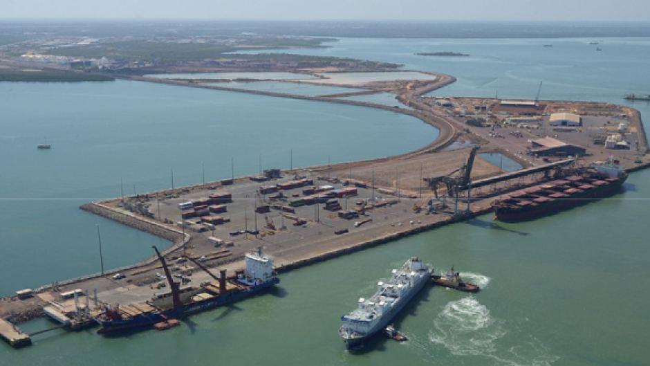 <b>美国计划投2亿美元在中企所租达尔文港附近建军事设施</b>