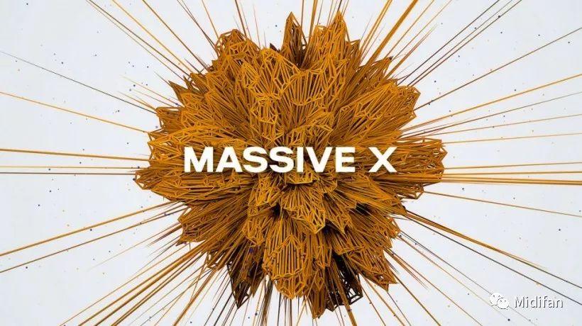<b>NI 合成器学习:教你用 MASSIVE X 制作空灵的铺底音色</b>