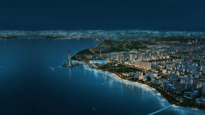 国际自贸港黄金湾区 汇聚万千海岸繁华