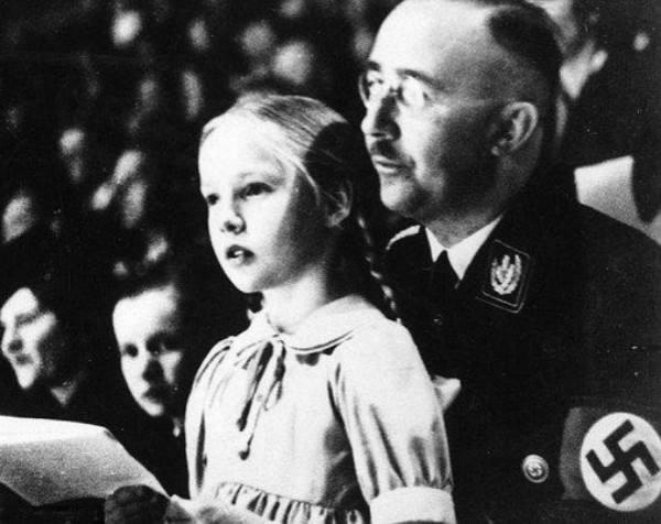<b>她是希姆莱之女,拥有绝世容颜,却在战后成为纳粹余孽的精神领袖</b>