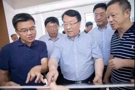 北京师范大学党委书记来到宣城这里…