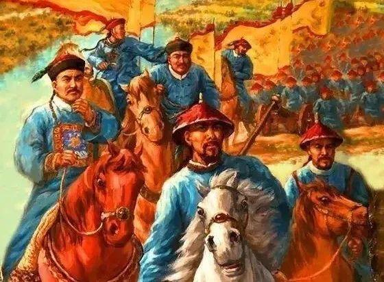 【蒙古历史】历史上蒙古人口锐减的重大战役