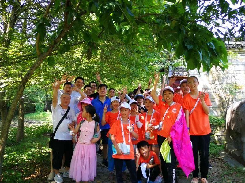 夏令营特辑 | 孩子们用行动告诉你,在桃花潭畔有多精彩!