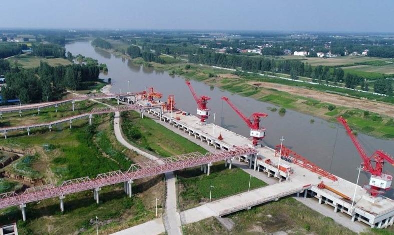 河南再添通江达海新支点,2020年沙颍河航道全线建成通航
