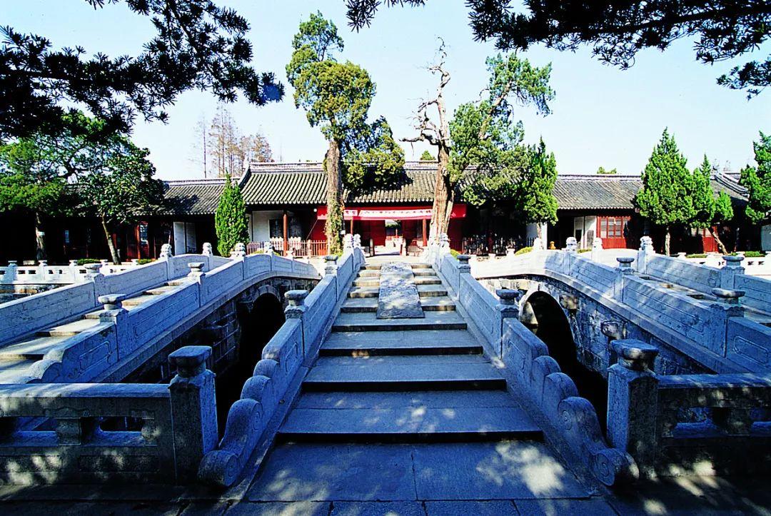上海秘境 ▏嘉定孔庙当湖书院:上海保存最完整的古代书院