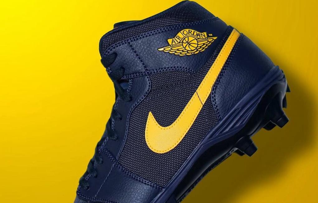 比俄勒冈鸭还重磅的联名球鞋来了!Jordan Brand x Umich全新联乘鞋款亮相!