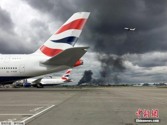 英希斯罗机场面临大罢工 170多次航班或被取消