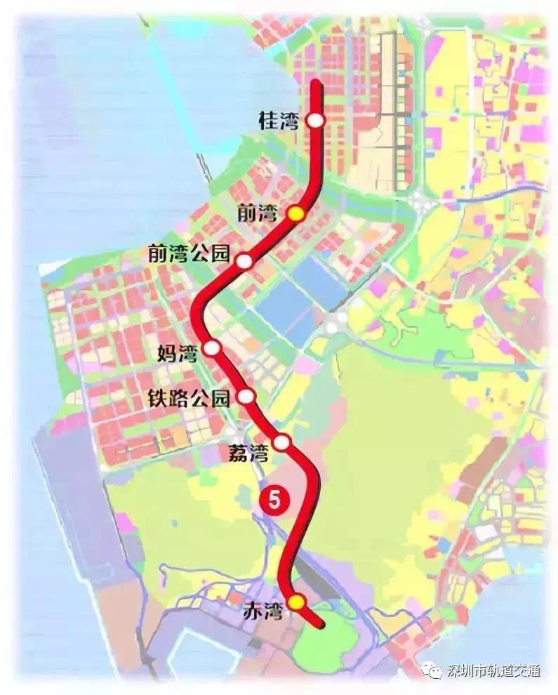 今天!地铁5号线南延线开始空载试跑!虎门大桥现对这两类车限行