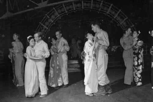 美军有没有在日本留下混血后代?