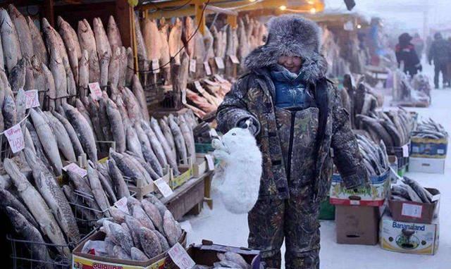 全球最冷村:零下70度,上厕所得带木棍,却是一个长寿村