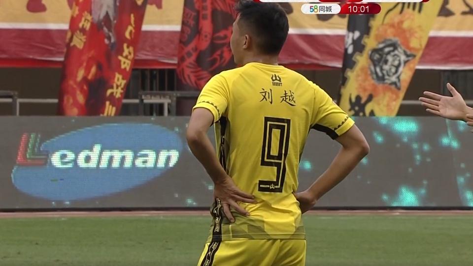 武汉小将造进球,呼和浩特客场又一个1比0后再进冲超区