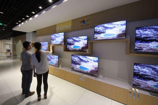在这一领域,中国企业迅速崛起冲击韩领先地位