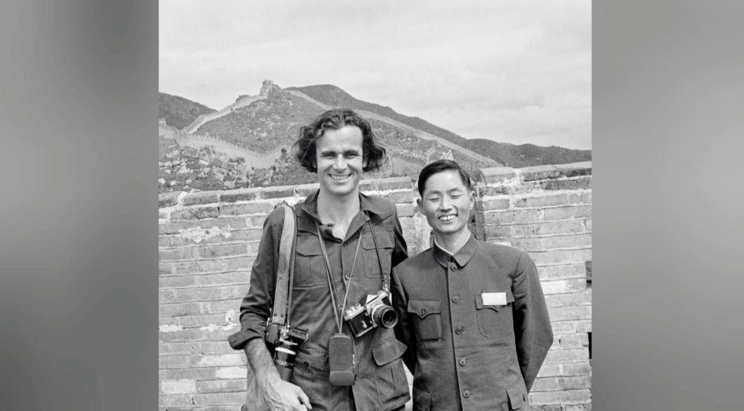 穿越!这位法国摄影师的镜头,让你回到近半个世纪前的中国