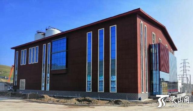 阿勒泰市百万平方米清洁能源供暖示范区今冬启用
