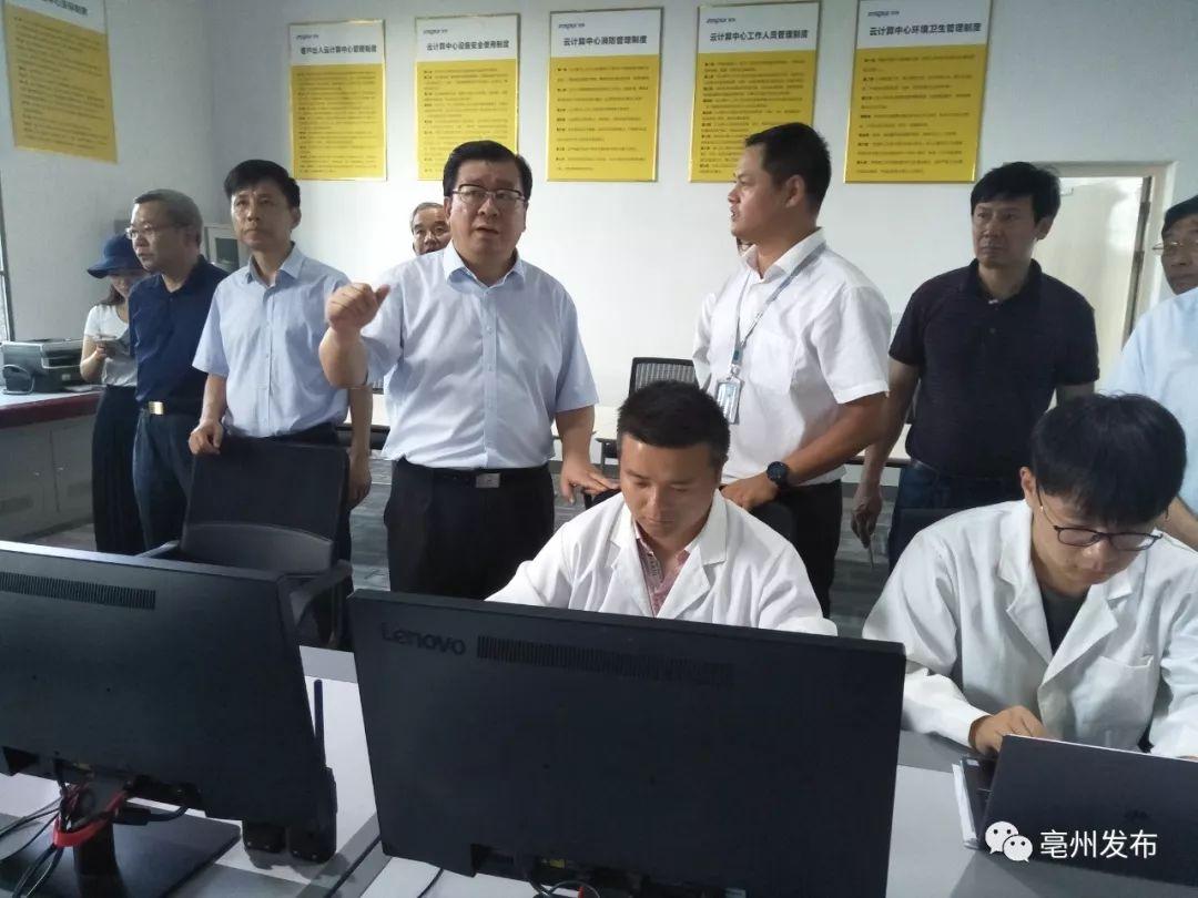 市长杜延安调研重点项目!去了哪些地方?说了啥?