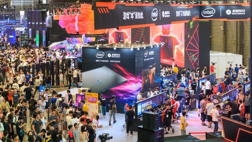 原创            机械革命China Joy 2019完美收官,极致性能体验让无数玩家叹为观止