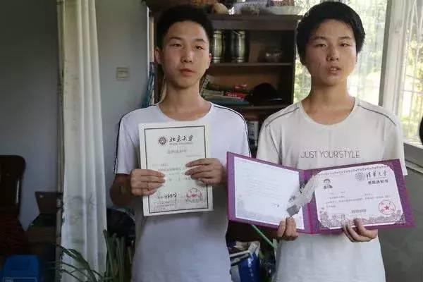双胞胎儿子一个清华一个北大, 这对教师父母的教育手记, 知道越早
