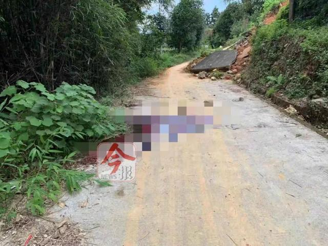 搜山!直击融安2死2伤命案现场,被砍重伤幼童仍在抢救