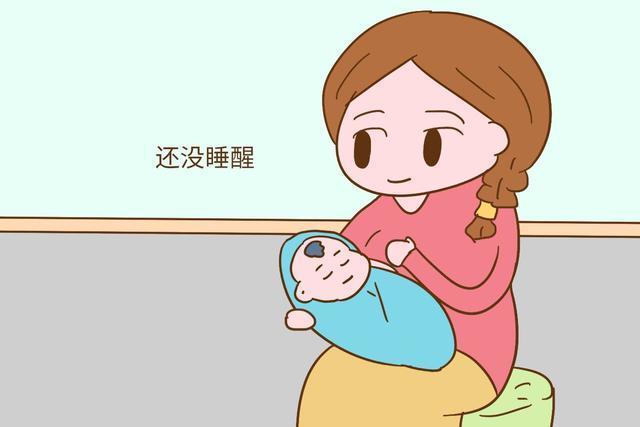 给宝宝喂母乳,躺着喂和坐着喂可是有区别的