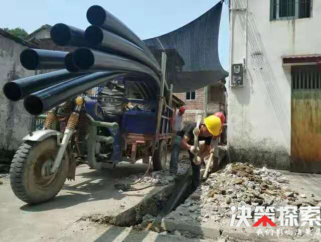 """西峡县回车镇:""""村通户通""""自来水,让农民喝上放心水"""
