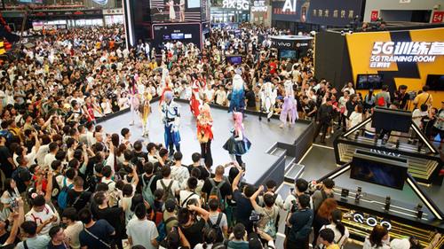 <b>ChinaJoy2019 vivo:王者对决嗨全场 iQOO Pro 5G版现身</b>