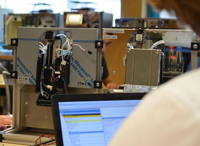 "36V直流无刷空心杯减速电机,一家做运动控制的德国小微企业为何能""全球领先""?_电机"