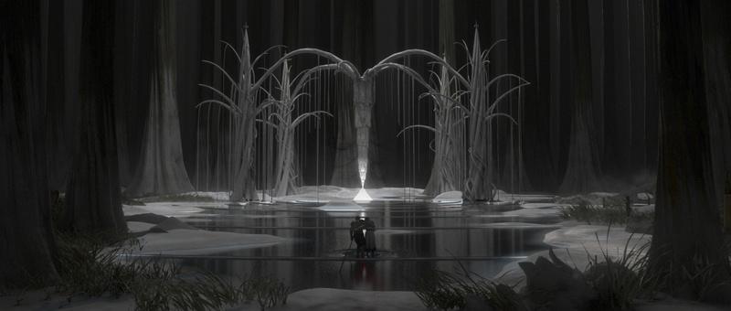 互动动画「石膏岛」,探索互动影游的「混血商业模式」