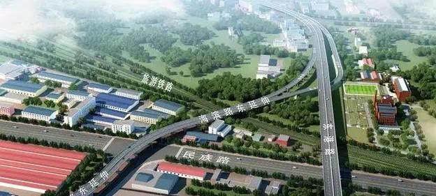 海滨路东西延伸工程规划方案公示