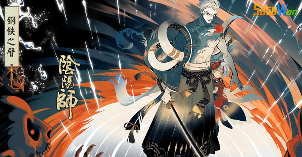 阴阳师:插画蕴含的故事内容,茨木酒吞神仙爱情,看到这个我酸了