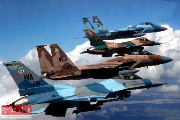 军情锐评:F-15因老旧曾空中解体 美军主力战机短期内难换代