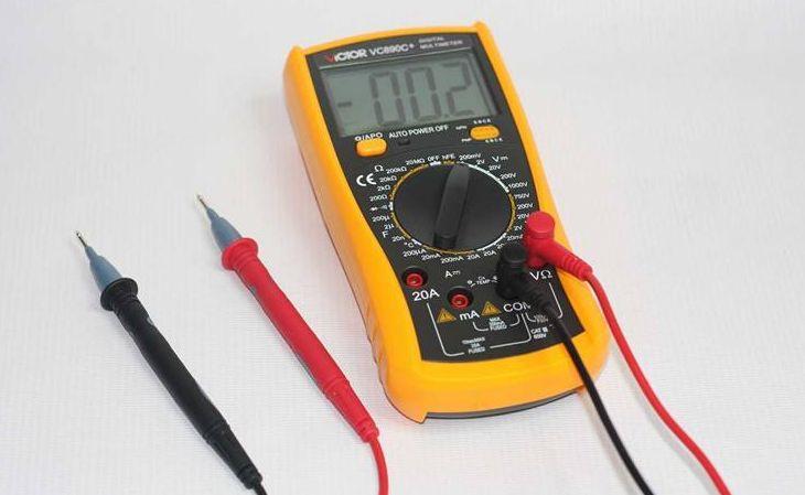家电维修实战技巧 万用表检测电子元器件妙用图片