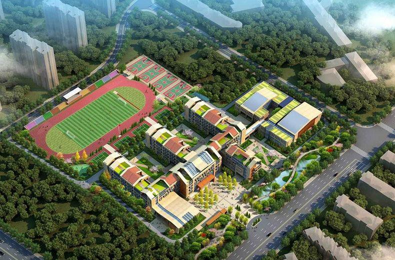 热点:胶州胶莱、胶西正式撤镇设办 崂山合肥路小学明年7月建成