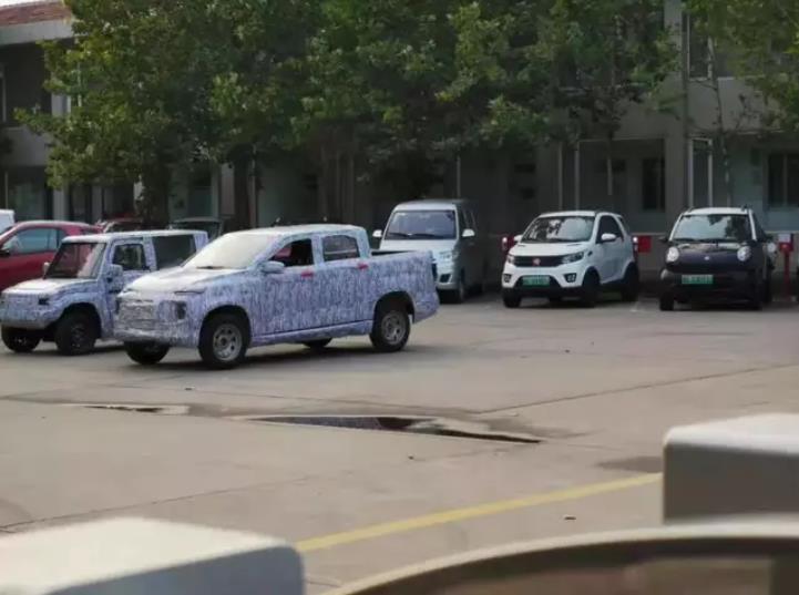 紅星汽車新車諜照曝光,進軍電動皮卡市場勝算幾何?