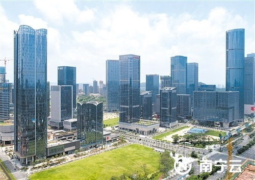 南宁:到2023年中国-东盟金融城初具规模
