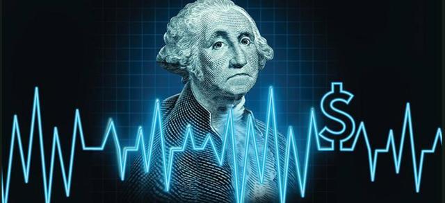 全球大规模避险,释放货币战新信号,黄金美元最终战或将一触即发