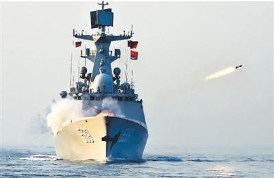 """中国军队是世界的""""安全锚"""""""