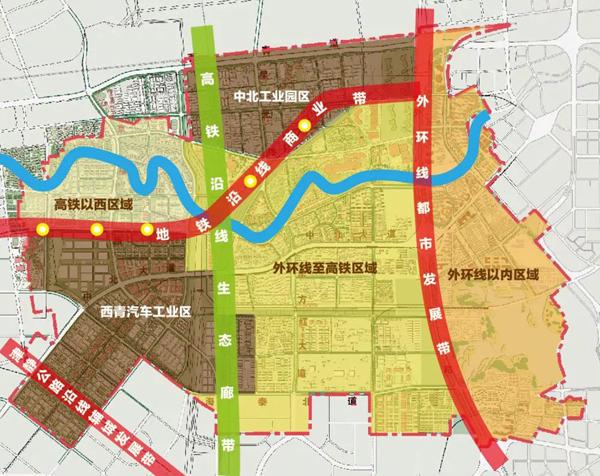 改善居住需求旺盛 中高端项目齐聚西青中北镇