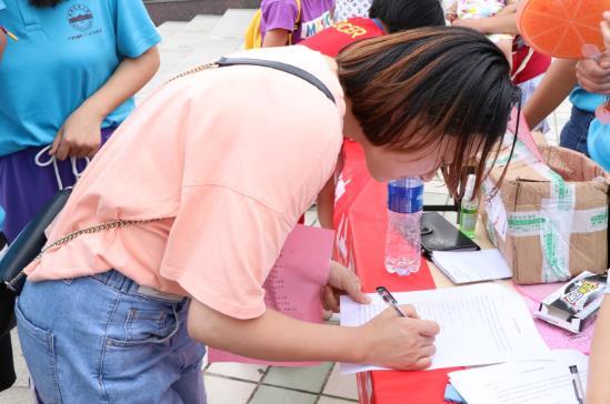 """安庆师范大学""""三下乡"""":宣讲环保知识 护好绿水青山"""